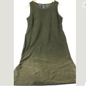 Positive Attitude Soft Maxi Dress Size 8P m24